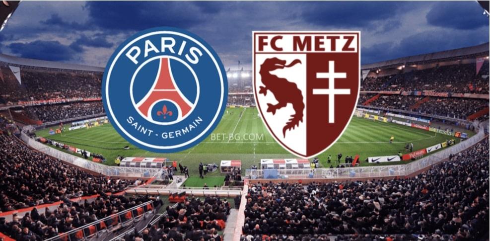 PSG - Metz bet365