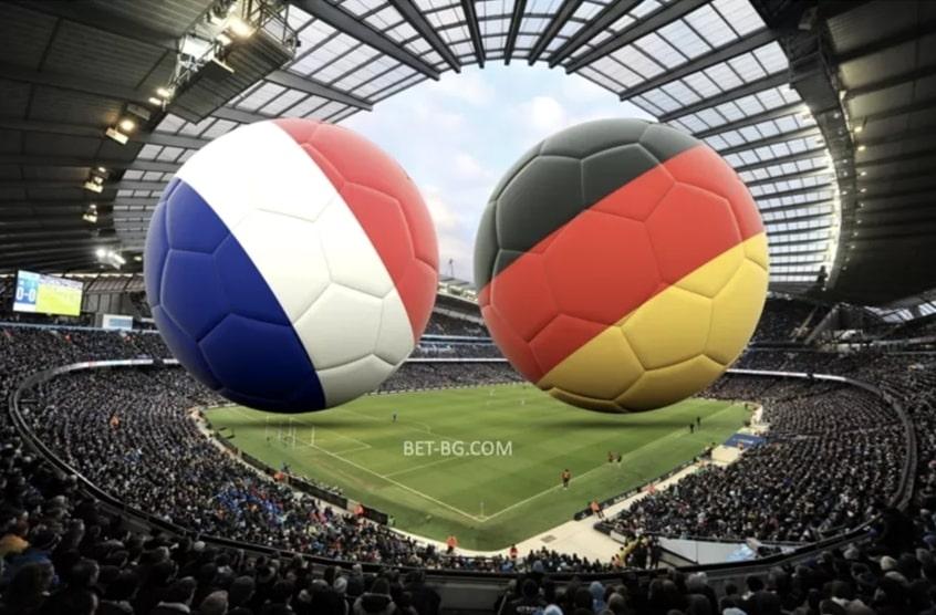 Γαλλία - Γερμανία bet365